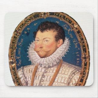 Sir Francis Drake 1581 Mousepads