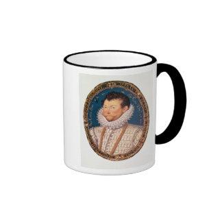 Sir Francis Drake, 1581 Coffee Mug