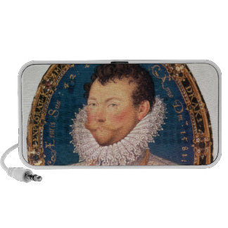 Sir Francis Drake, 1581 PC Speakers