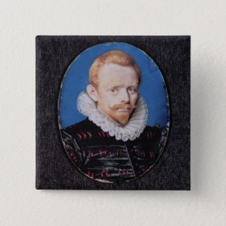 Sir Francis Drake 15 Cm Square Badge