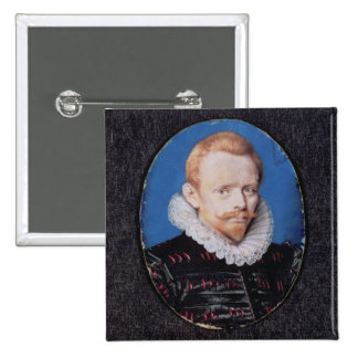 Sir Francis Drake 15 Cm Square Badge