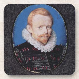 Sir Francis Drake Beverage Coaster