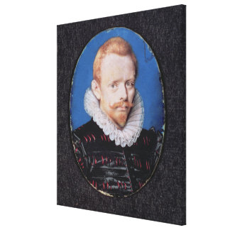 Sir Francis Drake Stretched Canvas Prints