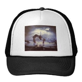 Sir francis drake mesh hats