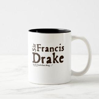 Sir Francis Drake: it's an Elizabethan Thing Coffee Mugs