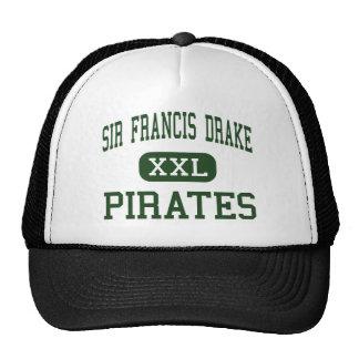 Sir Francis Drake - Pirates - High - San Anselmo Mesh Hat