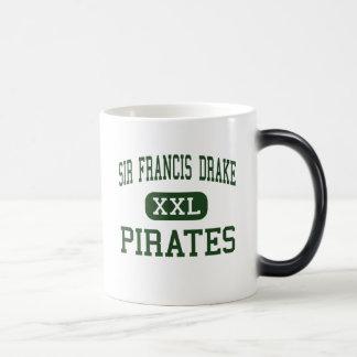 Sir Francis Drake - Pirates - High - San Anselmo Morphing Mug