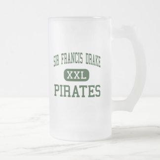 Sir Francis Drake - Pirates - High - San Anselmo Mugs