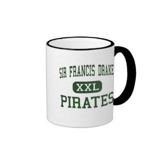 Sir Francis Drake - Pirates - High - San Anselmo Mug