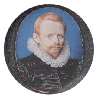 Sir Francis Drake Dinner Plate