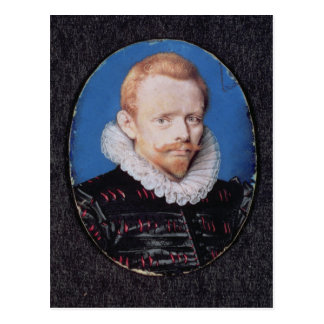 Sir Francis Drake Postcard