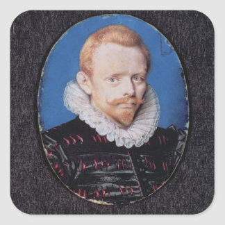 Sir Francis Drake Square Sticker