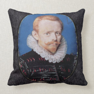 Sir Francis Drake Throw Pillows
