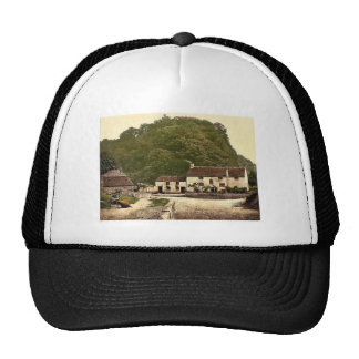 Sir Francis Drake's House near Severn Bridge, Gatc Mesh Hats