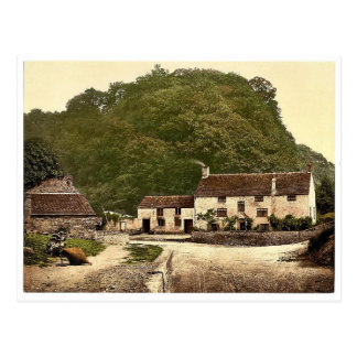 Sir Francis Drake's House near Severn Bridge, Gatc Postcard