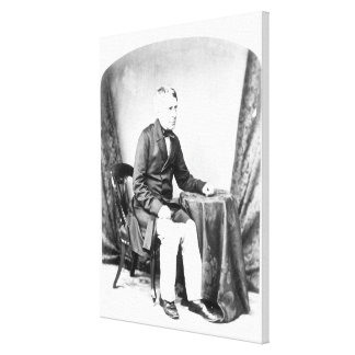Sir George Biddell Airy Canvas Print