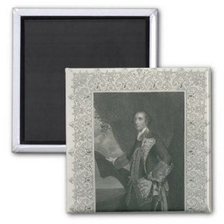 Sir George Brydges Rodney Square Magnet