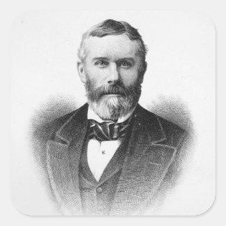 Sir George Otto Trevelyan Square Sticker