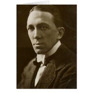 Sir Gerald du Maurier Card
