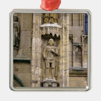 Sir Henry 'Hotspur Percy, on the west facade Christmas Ornament
