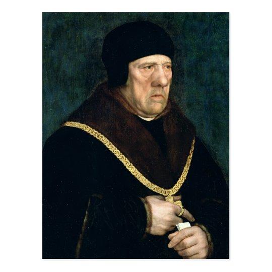 Sir Henry Wyatt sometimes called Milord Cromwell Postcard