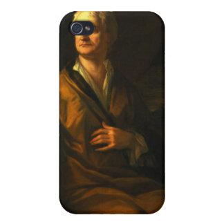 Sir Isaac Newton, 1710 iPhone 4 Case