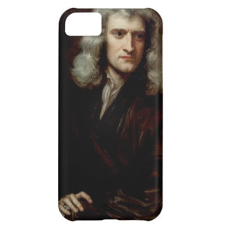 sir isaac newton iPhone 5C case