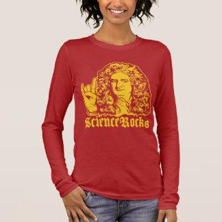 Sir Isaac Newton Science Rocks Shirts