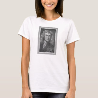 Sir Isaac Newton T Shirt