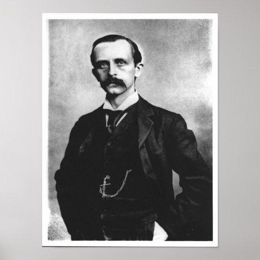 Sir James Matthew Barrie Posters