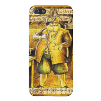 Sir John Falstaff Shakespeare  iPhone 5/5S Cover