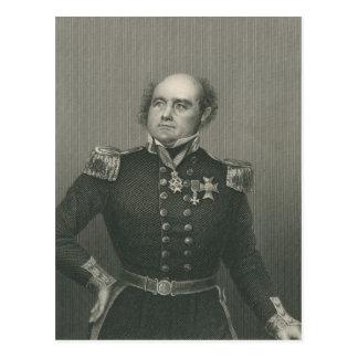 Sir John Franklin Postcard