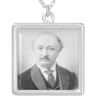 Sir John Stainer Silver Plated Necklace
