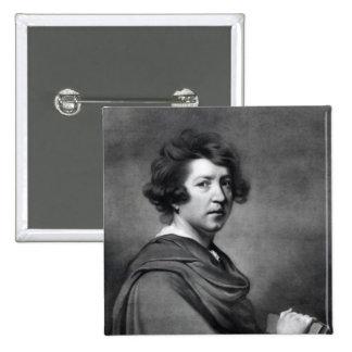 Sir Joshua Reynolds Pinback Buttons