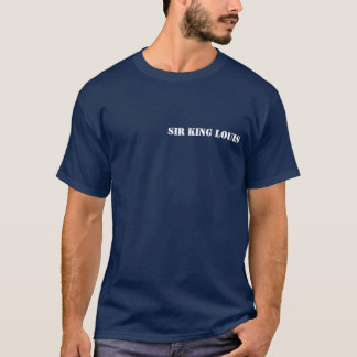 Sir King Louis T-Shirt