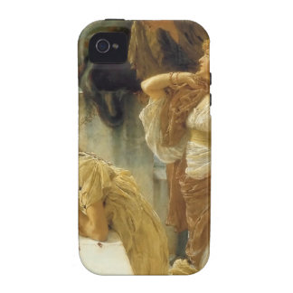 Sir Lawrence Alma-Tadema A Coign Of Vantage Vibe iPhone 4 Case