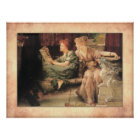 Sir Lawrence Alma-Tadema - Comparisons Poster