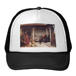 Sir Lawrence Alma - The Education of the Children Trucker Hat