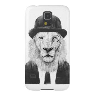 Sir lion galaxy s5 cases