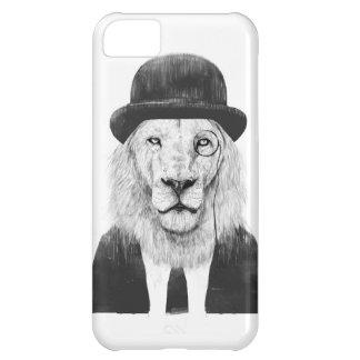 Sir lion iPhone 5C case