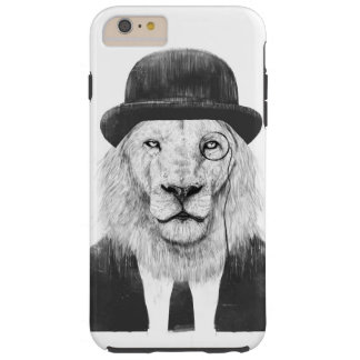 Sir lion tough iPhone 6 plus case