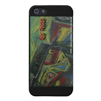 SIR NOSE iPhone 5 COVER