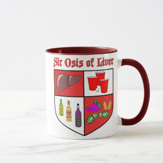 Sir Osis Of Liver Mug