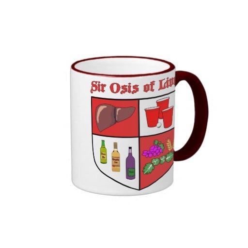 Sir Osis Of Liver Mug