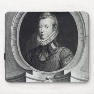 Sir Philip Sidney Mouse Mat