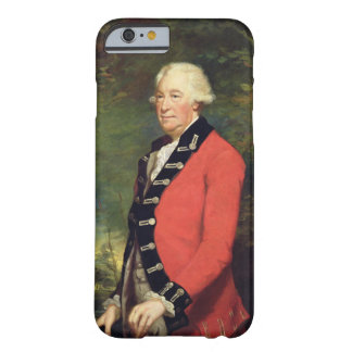 Sir Ralph Milbanke, 6th Baronet, in the Uniform of Barely There iPhone 6 Case