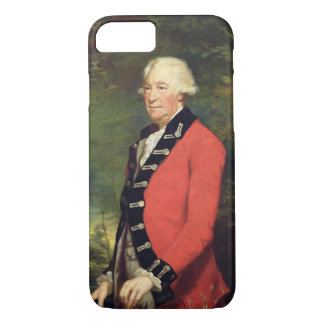 Sir Ralph Milbanke, 6th Baronet, in the Uniform of iPhone 7 Case