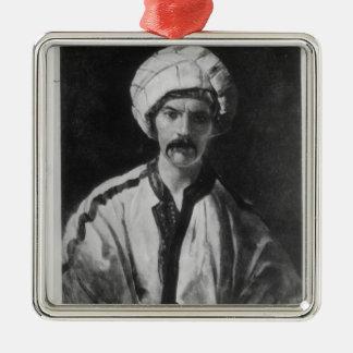 Sir Richard Burton Christmas Ornament