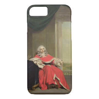 Sir Robert Chambers, c.1789 (oil on canvas) iPhone 8/7 Case