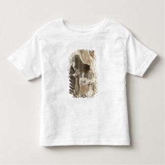 Sir Robert Peel Reading to Queen Victoria Toddler T-Shirt